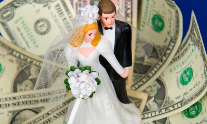 Marriage and debt